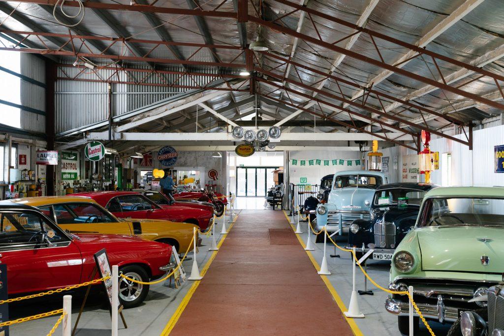 Gilbert's Motor Museum